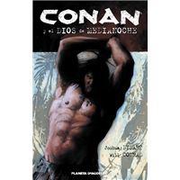 Conan y el dios de medianoche