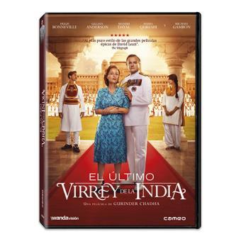 El último virrey de la India - DVD