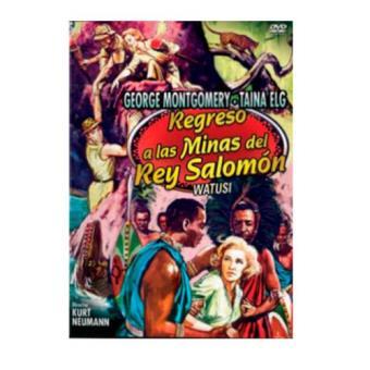 Regreso a las minas del rey Salomón - DVD