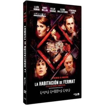 La habitación de Fermat - DVD