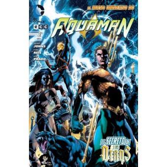 Aquaman 2. Nuevo Universo DC