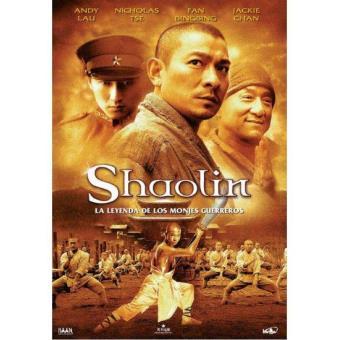 Shaolin: La leyenda de los monjes - DVD