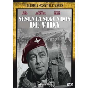 Sesenta segundos de vida - DVD