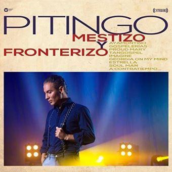 Mestizo y Fronterizo - CD + DVD