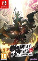 Guilty Gear Edición 20 Aniversario - Nintendo Switch