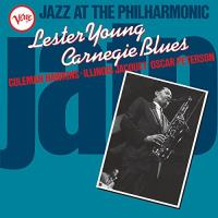 Jazz At The Philharmonic: Lester Young Carnegie Blues - Vinilo