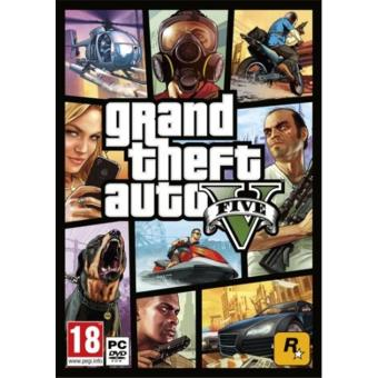 GTA V - Grand Theft Auto PC