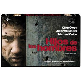 Hijos de los hombres - DVD Ed Horizontal
