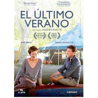 El último verano - DVD