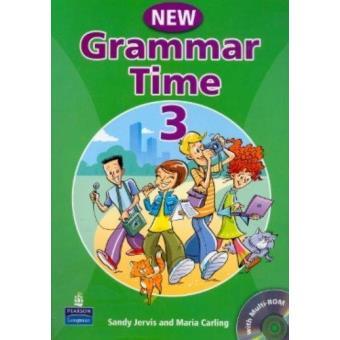 Grammar time 3 + CD