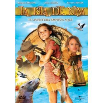 La isla de Nim - DVD