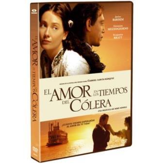 El amor en los tiempos de cólera - DVD