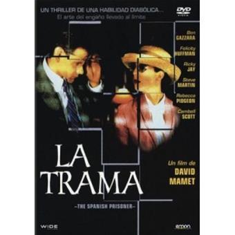 La trama (The Spanish Prisoner) - DVD