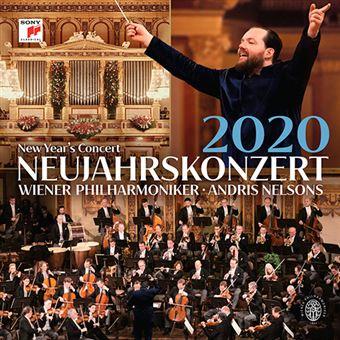 New Years Concert 2020 - Vinilo