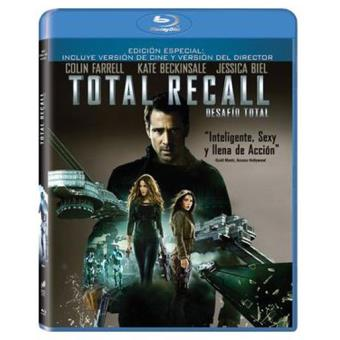 Total Recall: Desafío total - Blu-Ray