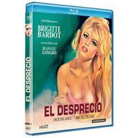 El desprecio - Blu-Ray