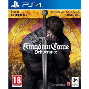 Kingdom Come Deliverance - Ed Royal - PS4
