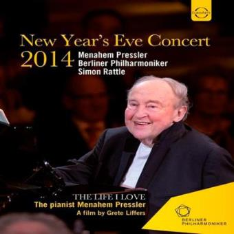New Year's Eve Concert 2014 (Formato DVD)