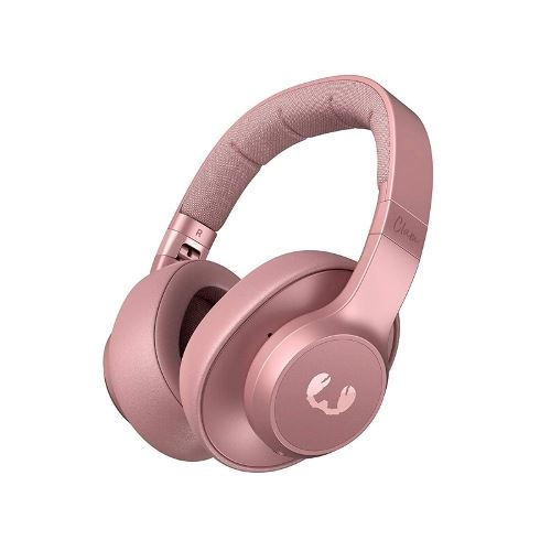 Auriculares Noise Cancelling Fresh'N Rebel Clam ANC Dusty Rosa