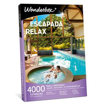 Caja Regalo Wonderbox - escapada relax