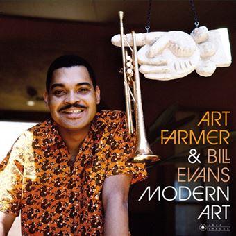 Modern Art W/ Bill Evans - Vinilo