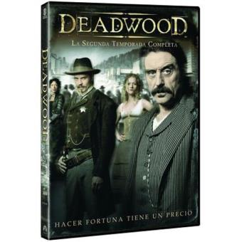 Deadwood  Temporada 2 - DVD