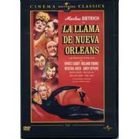 La llama de Nueva Orleans - DVD