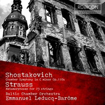 Shostakovich - Chamber Symphony, Op. 110a / Strauss - Metamorphosen for 23 Strings