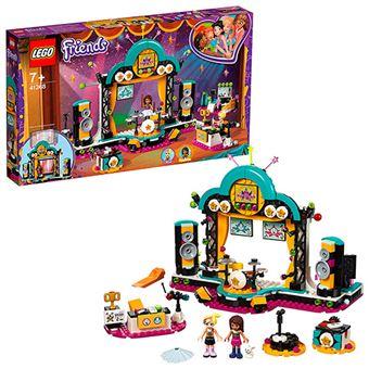 LEGO Friends Espectáculo de talentos de Andrea