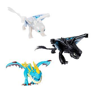 Dragón gigante articulado Bizak- Varios modelos