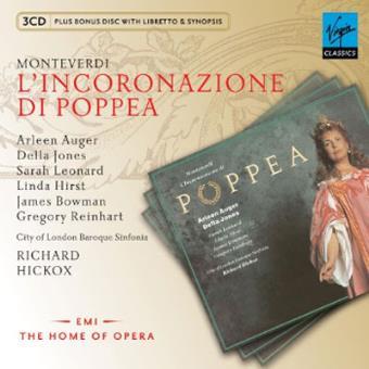 L'Incoronazione di Poppea - Monteverdi