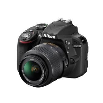 213ff3c38893 Cámara Réflex Nikon D3300+18-55 mm Kit