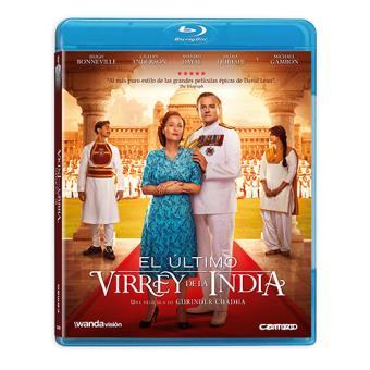 El último virrey de la India - Blu-Ray
