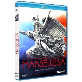 La Marsellesa - Blu-Ray