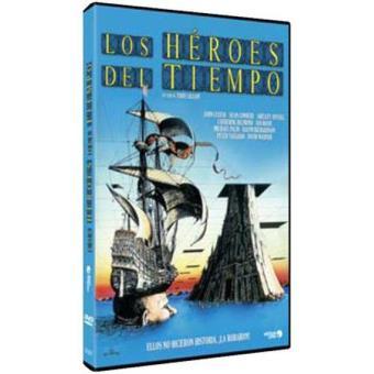 Los héroes del tiempo - DVD