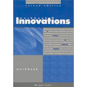 Innovations Upper-Intermdiate - Workbook With Key