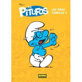 Los Pitufos.Las tiras cómicas 2