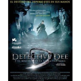 Detective Dee y el misterio de la llama fantasma - DVD
