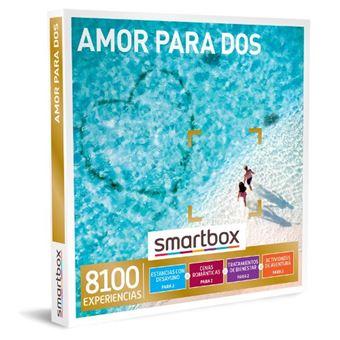 Caja regalo Smartbox Amor para dos