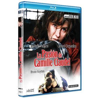 La pasión de Camille Claudel - Blu-Ray