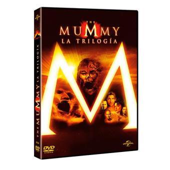 Pack La momia - DVD