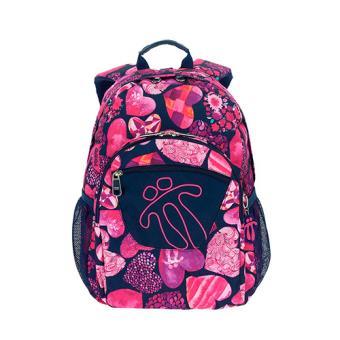 nuevos productos para salida online precio bajo Mochila Totto Acuareles corazones rosa - -5% en libros   FNAC