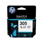 Cartucho de tinta HP 305 Tricolor