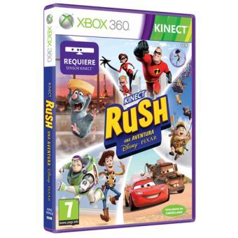 Kinect Rush Una Aventura Disney Pixar Xbox 360 Para Los Mejores