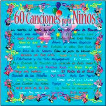 60 canciones para niños (Edición 2 CD)