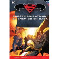 Batman y Superman. El Enemigo en Casa