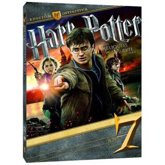 Harry Potter y las reliquias de la muerte. Parte 2 - Blu-Ray + libreto