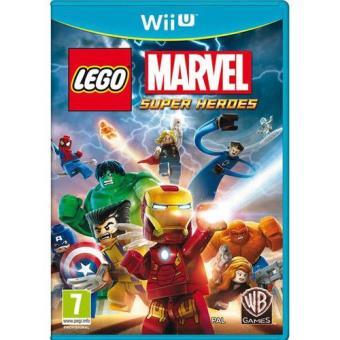 LEGO Marvel Superhéroes Wii U