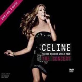 Taking Chances World Tour: The Concert + DVD