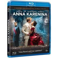 Anna Karenina - Blu-Ray